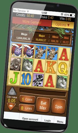 Casino Apps - Spiele Für Ihr Handy