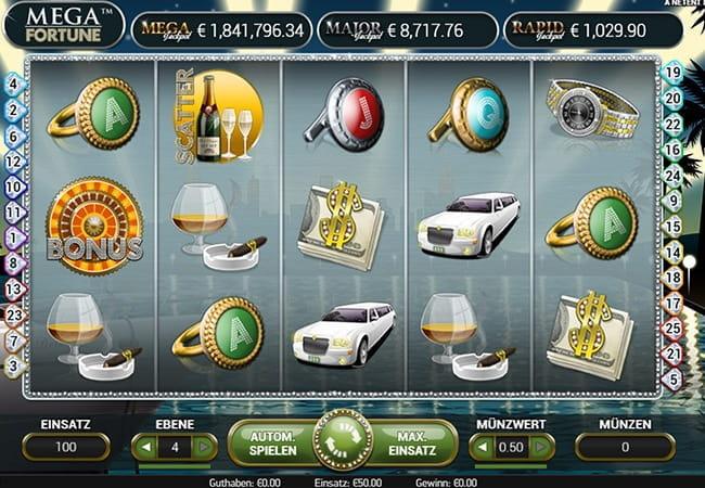 online casino anbieter mega fortune