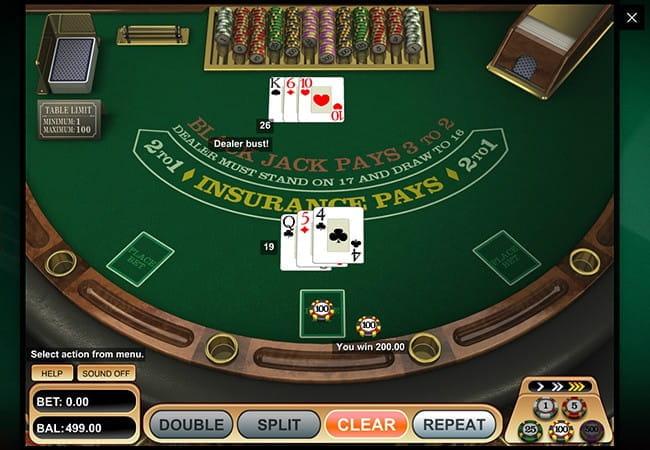 Seriose Casino Online