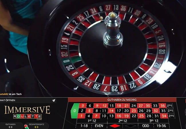 Online Casino Drück