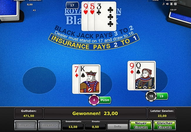 Ovo Casino Test