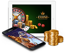 Bilder von mobilen Kasinospielen
