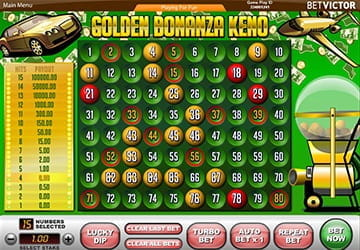 Play Keno Online – Details on the Game + How and Where to Play Keno