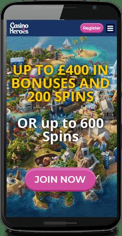 Ein Bild einer typischen Live-Casino-Promotion.