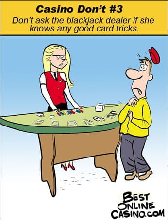 Funny Gambling Jokes