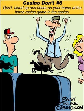 Casino Jokes – Cartoons about Gambling and Casinos