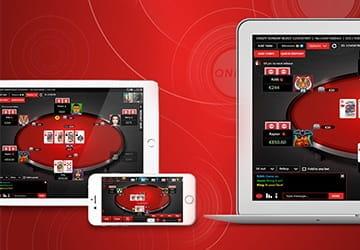 Evolution Gaming Live-Blackjack-Tisch mit Navigationsmenü