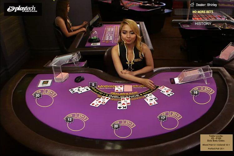 Live Dealer Blackjack Live Blackjack Reviewed Win Real Money