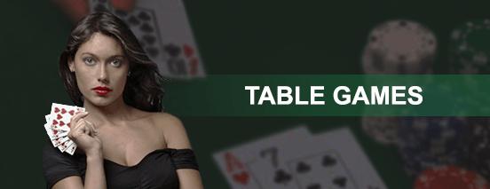casino table games model