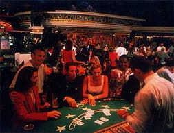 Visit a casino for the full experience