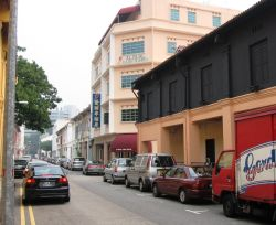 Aliwal Street Singapore