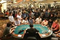 Groepsgevoel Chinezen in het casino