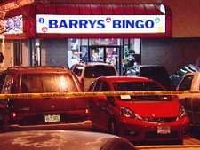 Barrys Bingo