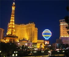 Casino resorts Las Vegas