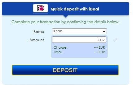Idealbetaling bij casino euro