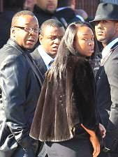 Bobby Brown funeral