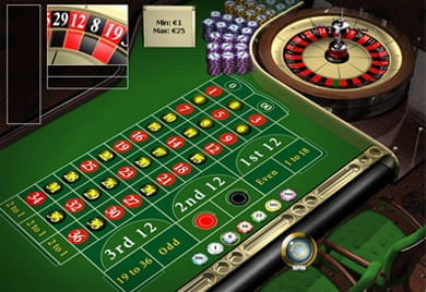 casino games and rules