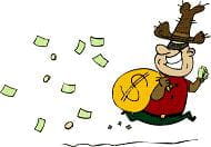 Casino robber