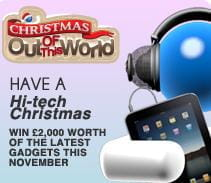 Christmas promotion