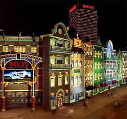 Some of Atlantic City's casinos