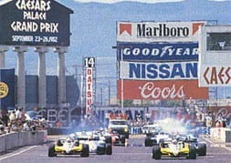 1982 Caesars Palace Formula One race