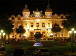 the Casino de Monte Carlo is a stunning building