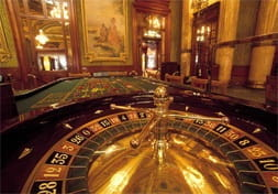 Casino de Monte Carlo table games