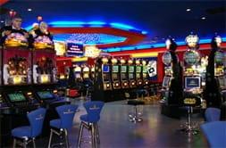 Slots at the Casino Noghera