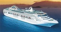 Casino cruise liners