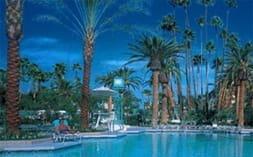 the MGM Grand pool