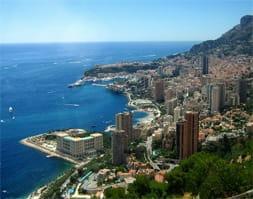 Monte Carlo's famous harbour
