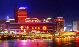 The Sands Casino Macao