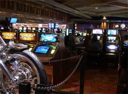Treasure Island Casino Floor