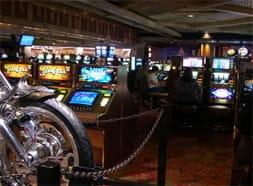 Treasure Island Casino Floor