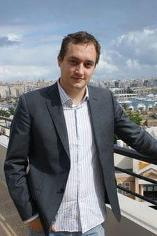 Betsson Casino direktor Daniel Eriksson
