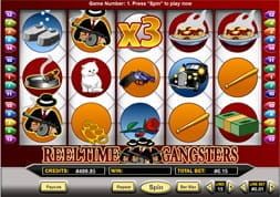 Dublinbet Reeltime Gangsters