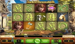 Jack and the Beanstalk Unibet