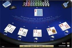 MoneyGaming Blackjack
