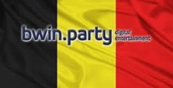 Bwin.party logo Deutsche Flagge
