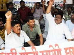 Demonstration Maheshtala