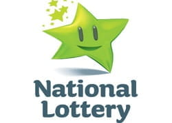 Logo der National Lottery