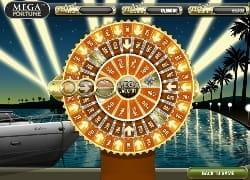 Mega Fortune Rad