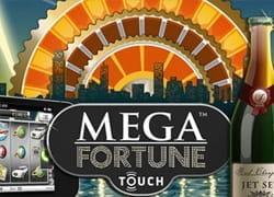Mega Fortune Slotgame