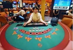 Roulette Resorts World Sentosa