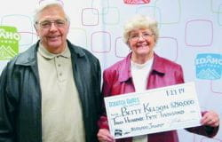Betty Kelson husband scratch card