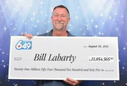 Bill Laharty jackpot