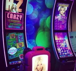Britney Spears slot