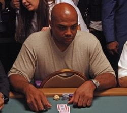 Charles Barkley poker