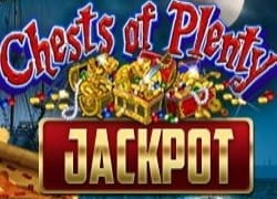Chests of Plenty jackpot