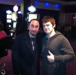 David Gest casino